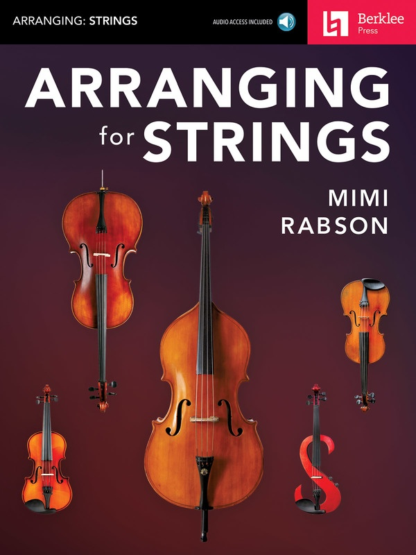 ARRANGING FOR STRINGS BK/OLA