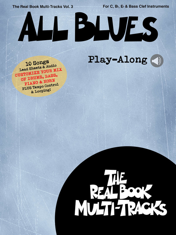 ALL BLUES PLAYALONG V3 BK/OLM