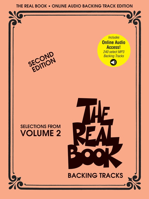 REAL BOOK VOL 2 ONLINE AUDIO TRACKS
