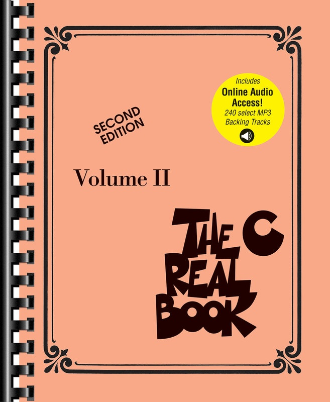 REAL BOOK VOL 2 C INST BK/OLA 2ND EDITION