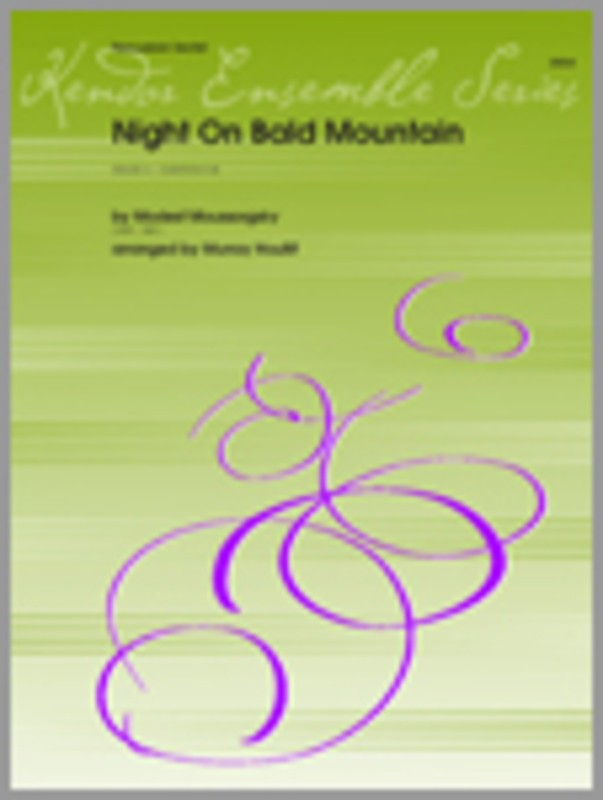 NIGHT ON BALD MOUNTAIN PERC SEXTET