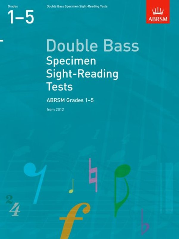 A B DB SPECIMEN SIGHT READING GR 1-5 FROM 2012