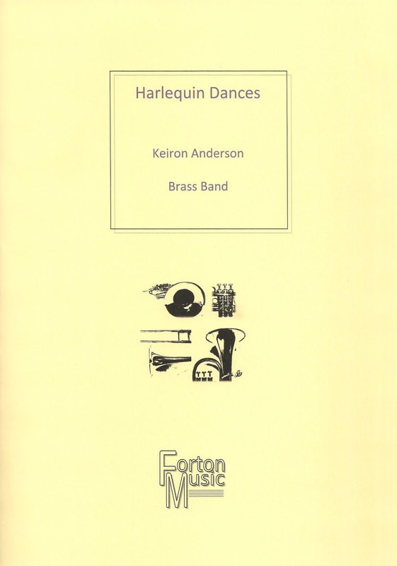 HARLEQUIN DANCES FOR BRASS BAND