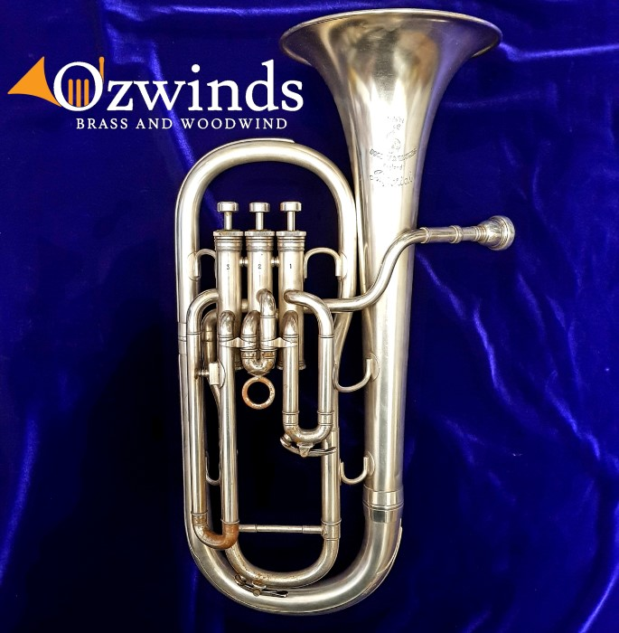 Boosey & Hawkes Imperial Eb Tenor Horn #497244