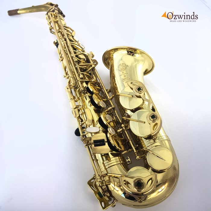 Selmer Super Action 80 Series II Alto Saxophone #709162 (USED)