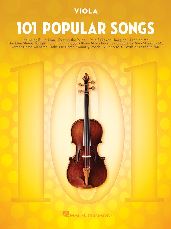 Sheet music for violin, Viola and Cello