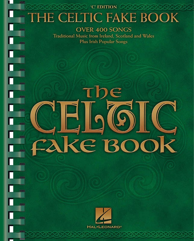 CELTIC FAKE BOOK C INST