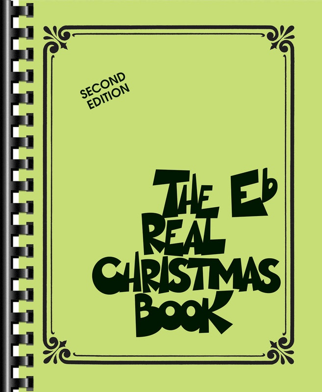 REAL CHRISTMAS BOOK E FLAT INST