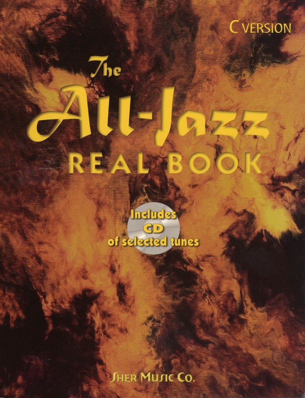 ALL JAZZ REAL BK C VERSION  WITH CD
