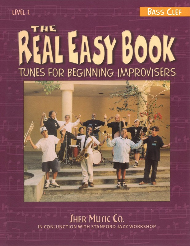 REAL EASY BOOK VOL 1 BC 3-HORN EDITION