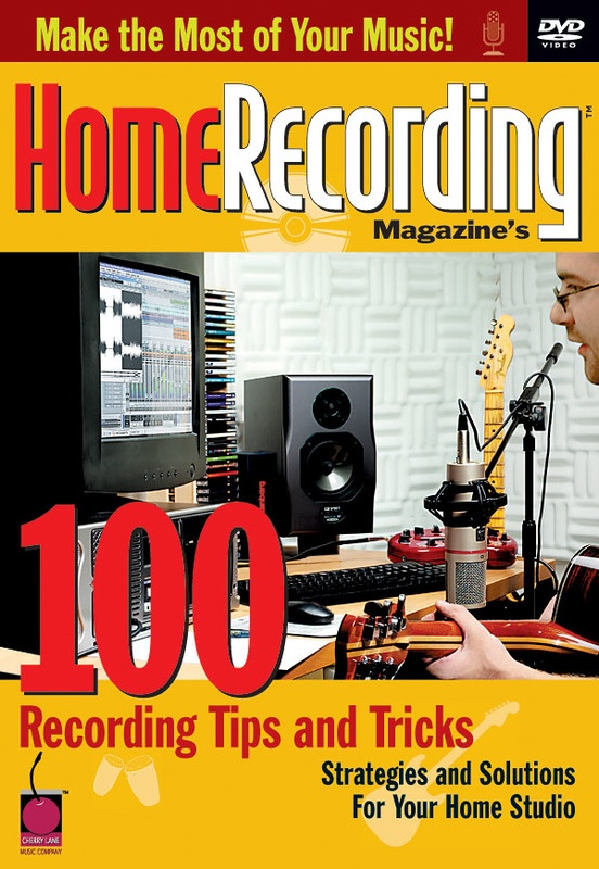 100 Recording Tips & Tricks Dvd