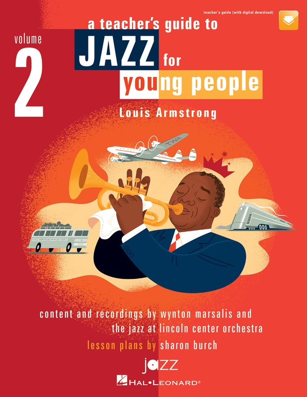 A TEACHERS GUIDE TO JAZZ YOUNG PEOPLE VOL 2