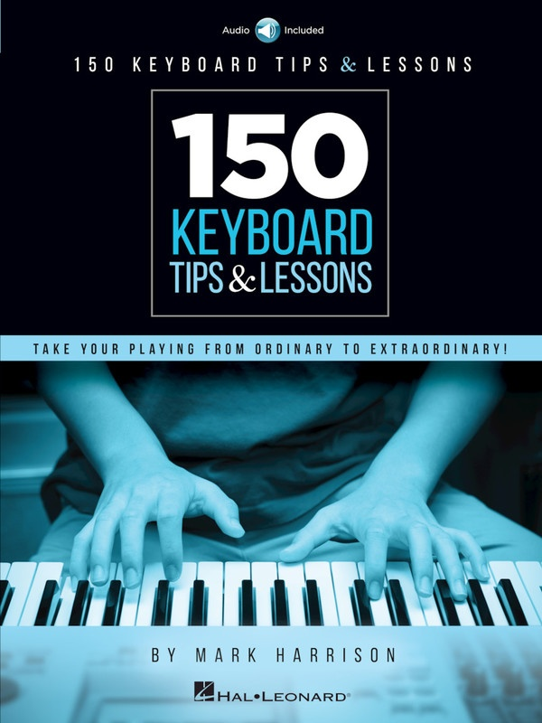 150 KEYBOARD TIPS & LESSONS BK/OLA