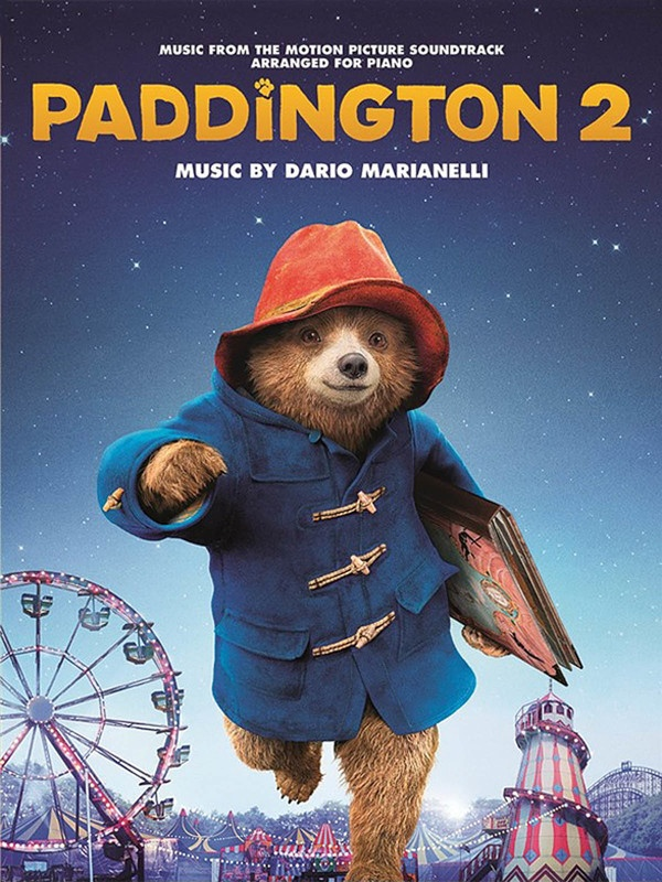 PADDINGTON 2 MOVIE SOUNDTRACK PIANO SOLO