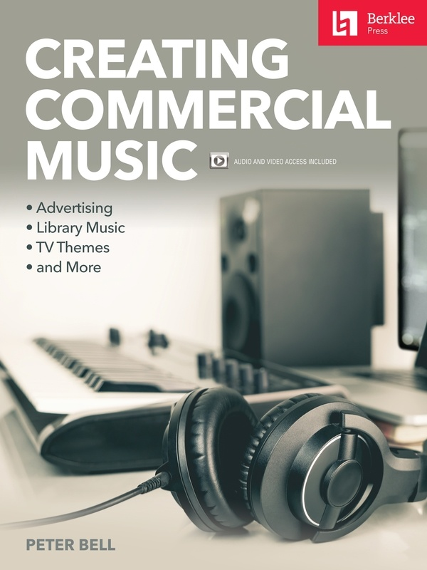 CREATING COMMERCIAL MUSIC BK/OLM