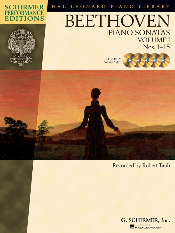 BEETHOVEN PIANO SONATAS 1-15 V1 5CD SET SPE