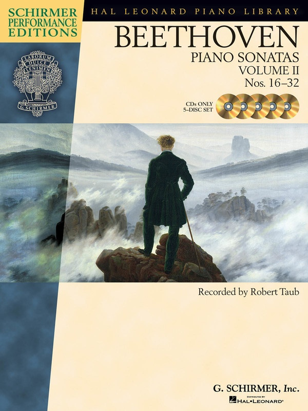 BEETHOVEN PIANO SONATAS 16-32 V2 5CD SET SPE