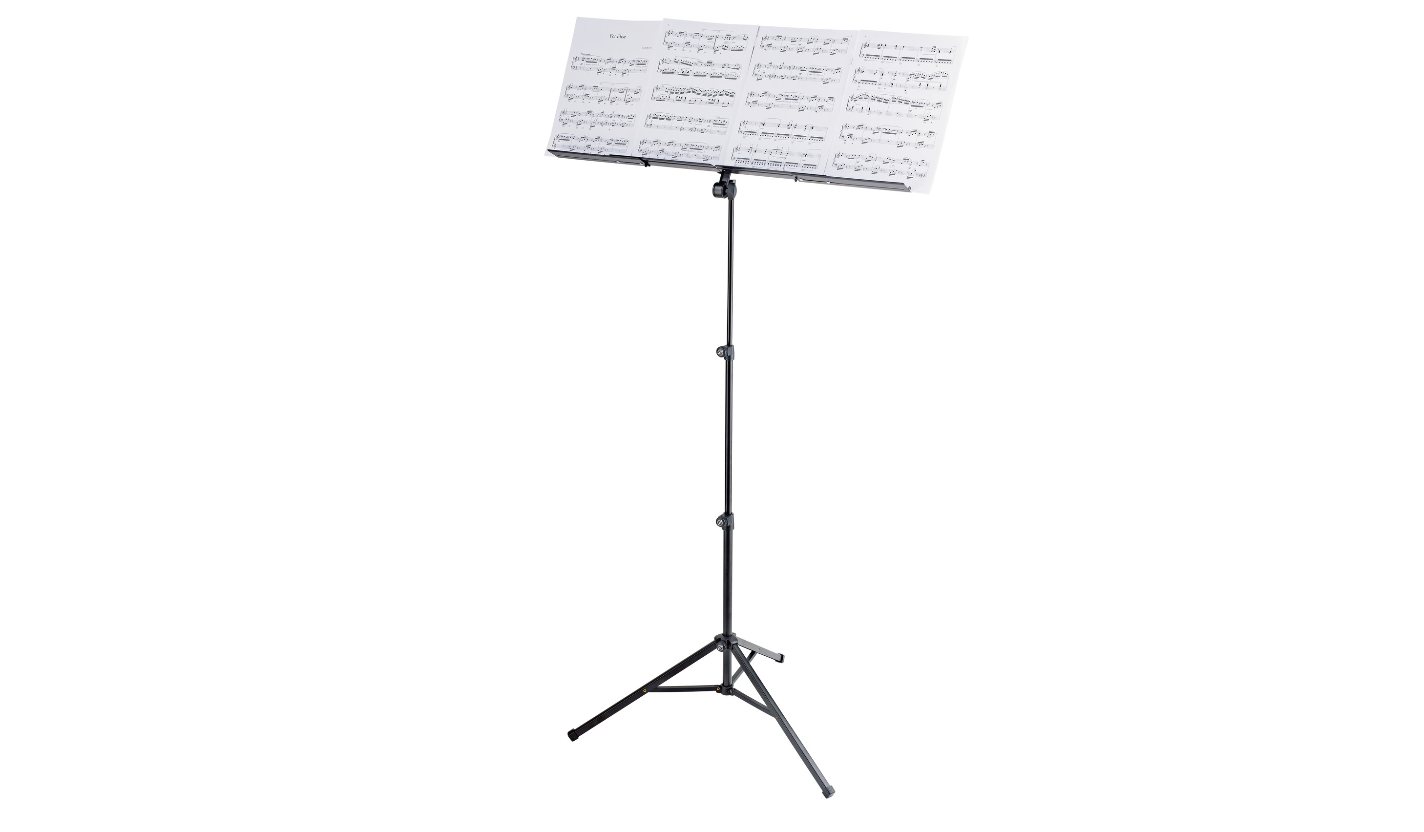 K&M Music Stand 10062 'Robby Plus'