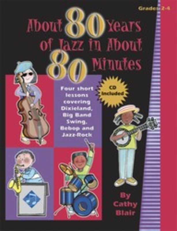 ABOUT 80 YEARS OF JAZZ IN ABOUT 80 MINUTES