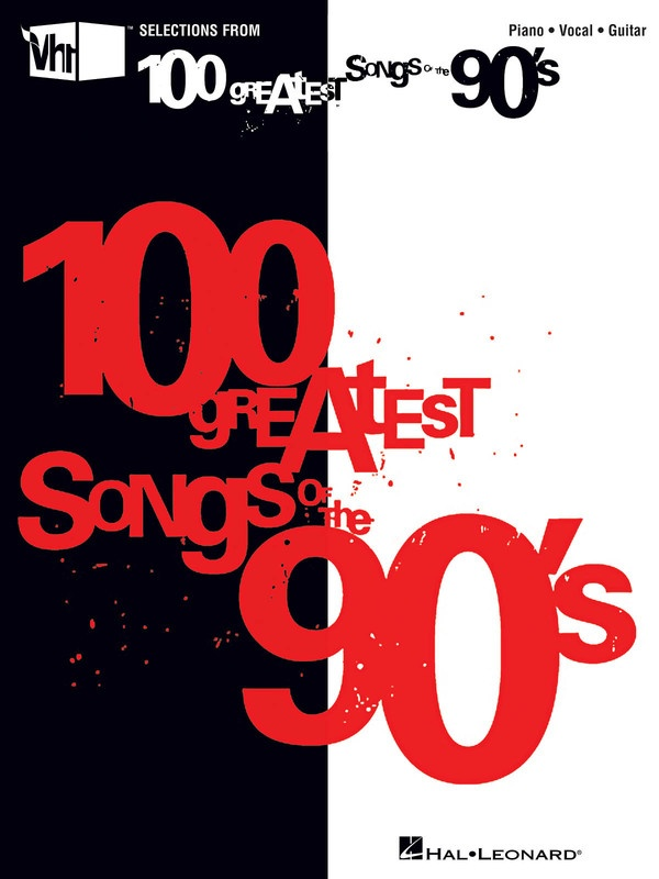 100 GREATEST SONGS OF THE 90S VH1 PVG