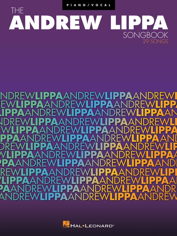 ANDREW LIPPA SONGBOOK PVG