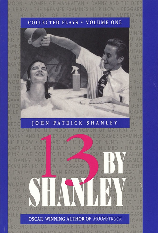 13 BY SHANLEY PAPERBACK