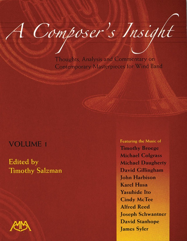 COMPOSERS INSIGHT VOL 1