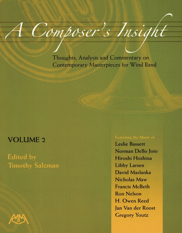 COMPOSERS INSIGHT VOL 2