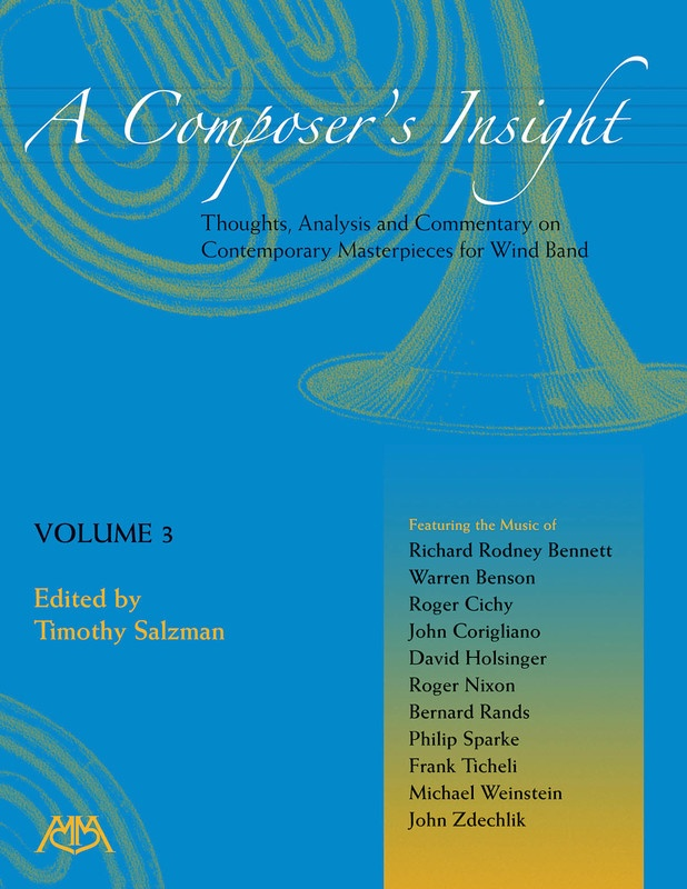 COMPOSERS INSIGHT VOL 3