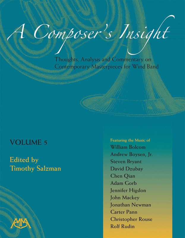 COMPOSERS INSIGHT VOL 5