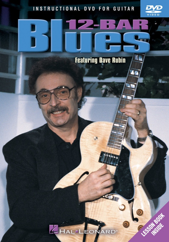 12 Bar Blues Guitar Dvd