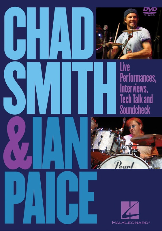 CHAD SMITH & IAN PAICE DVD