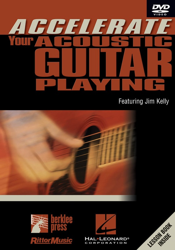 ACCELERATE YOUR ACOUSTIC GUITAR PLAYING DVD