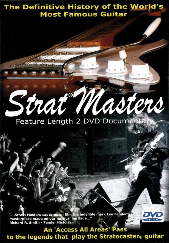 STRAT MASTERS HISTORY OF WORLD FAMOUS GTR 2DVD