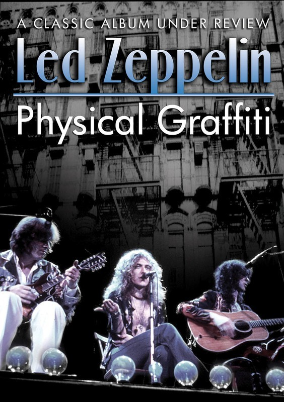 LED ZEPPELIN PHYSICAL GRAFFITI DVD