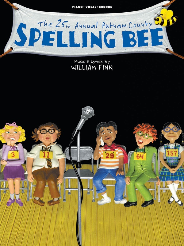 25TH ANNUAL PUTNAM COUNTY SPELLING BEE PVG