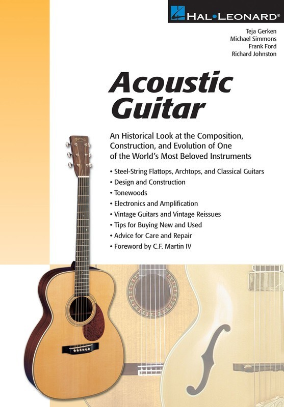 ACOUSTIC GUITAR AN HISTORICAL LOOK GTR