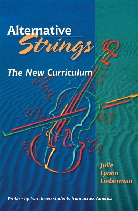 ALTERNATIVE STRINGS BK/CD A NEW CURRICULUM