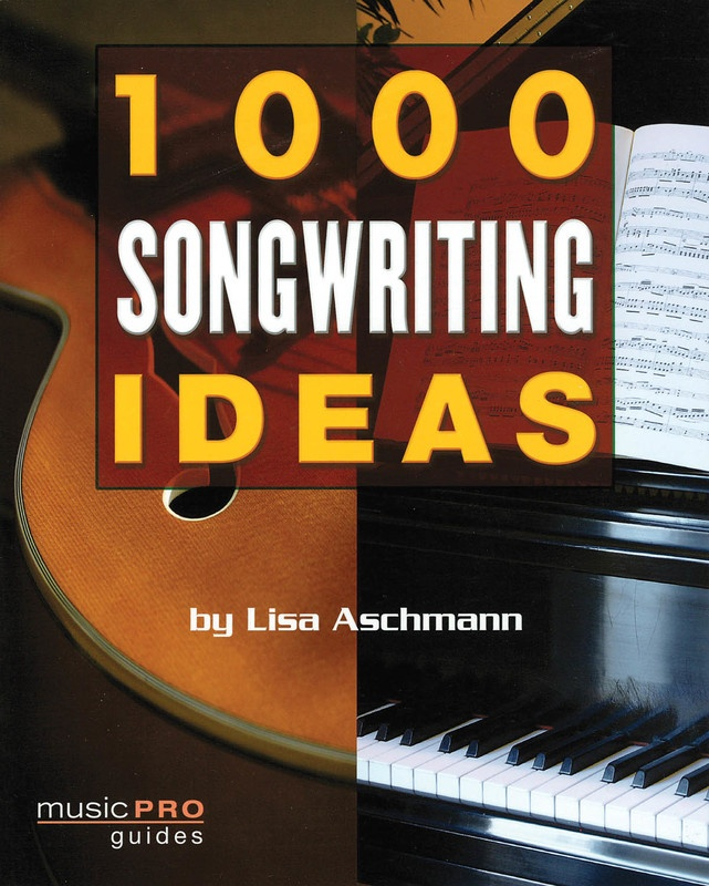 1000 SONGWRITING IDEAS 7X9