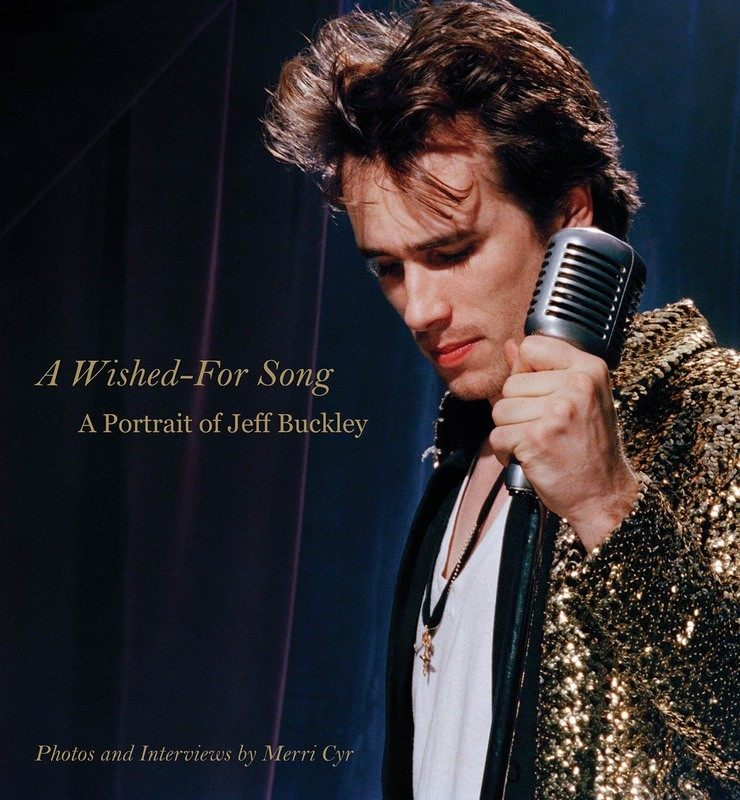 A WISHED FOR SONG JEFF BUCKLEY SOFTCOVER