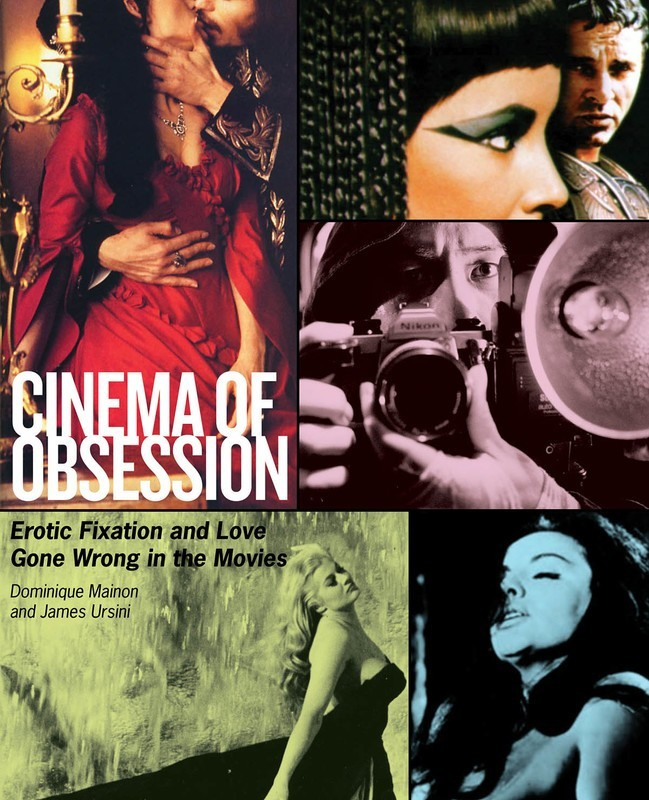 CINEMA OF OBSESSION EROTIC FIXATION MOVIES