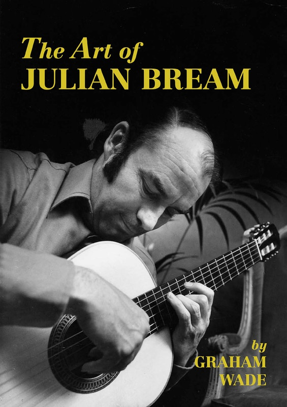 ART OF JULIAN BREAM SOFTCOVER GTR