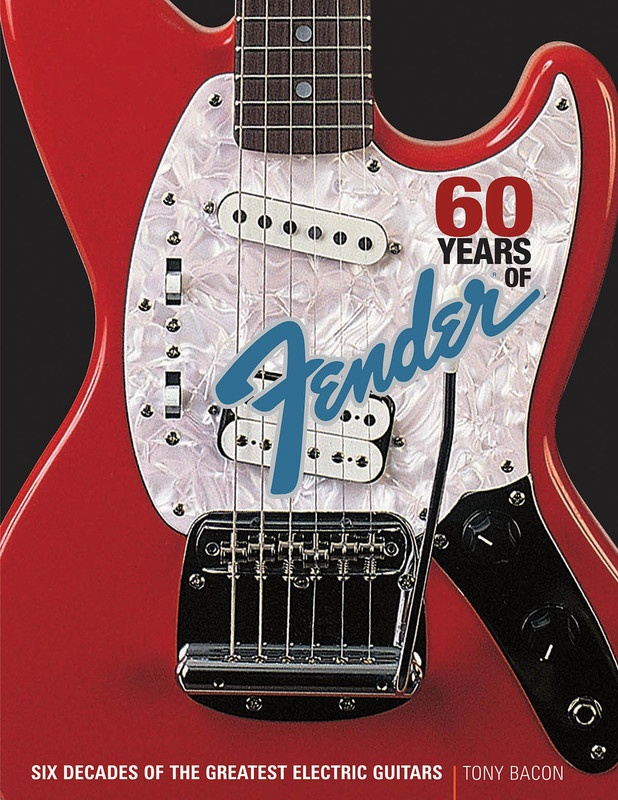 60 Years Of Fender Softcover