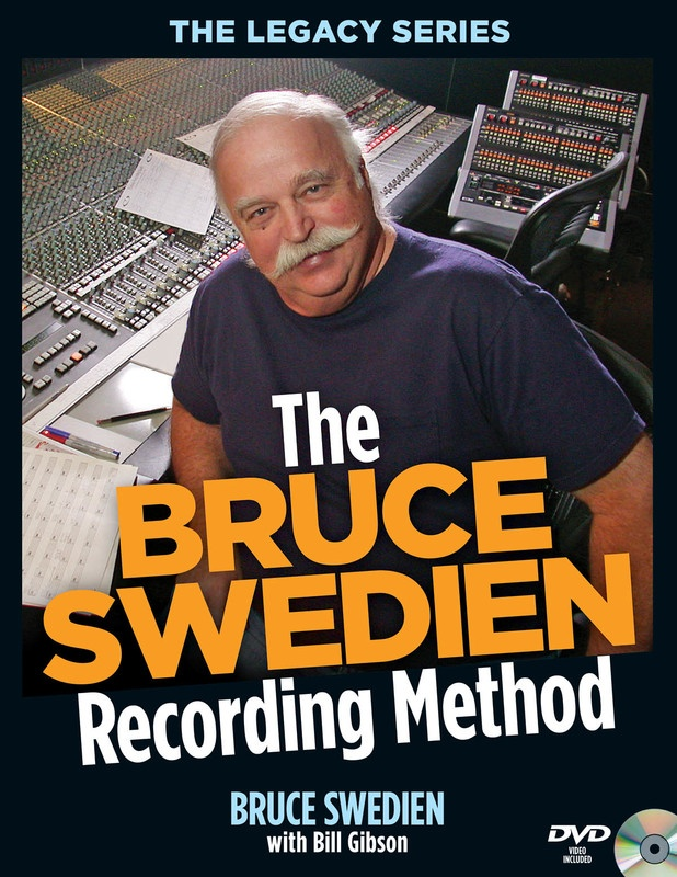 BRUCE SWEDIEN RECORDING METHOD BK/DVDROM
