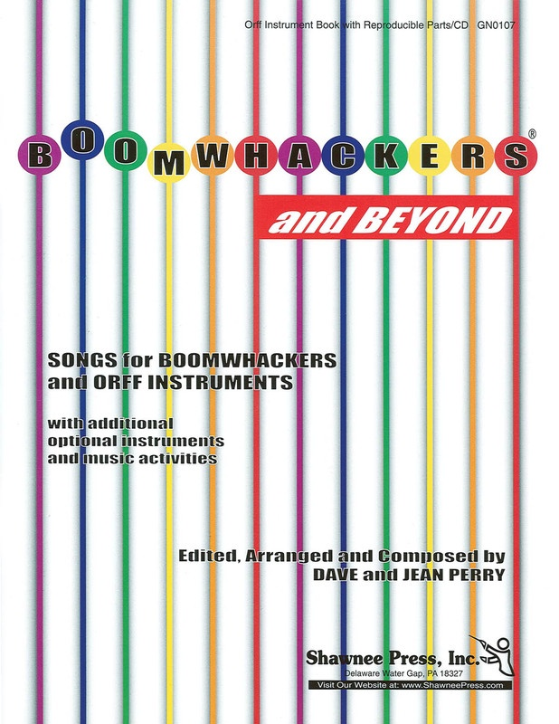 BOOMWHACKERS AND BEYOND ORFF INSTRUMENTS