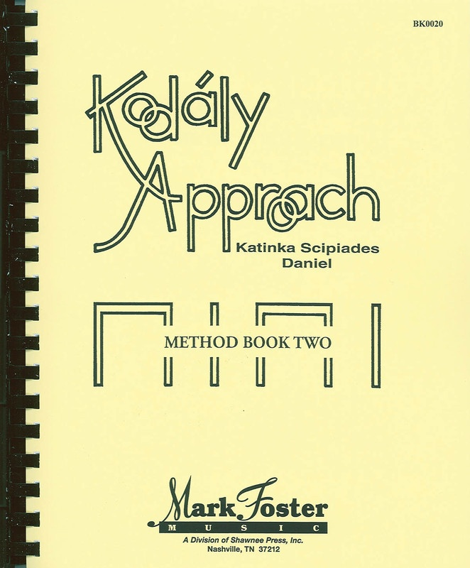 KODALY APPROACH II TEXTBOOK
