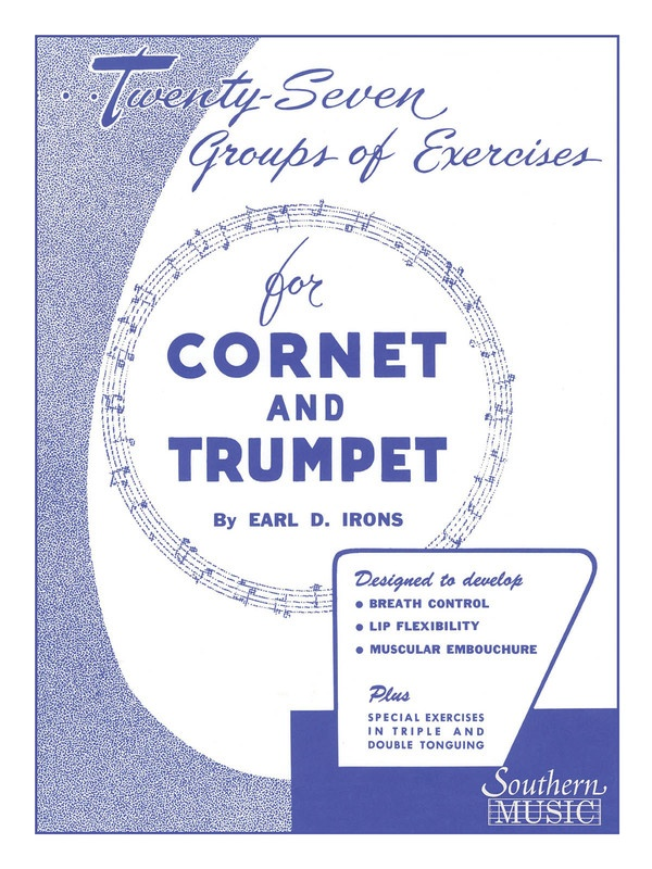 27 GROUPS OF EXERCISES TRUMPET (POD)