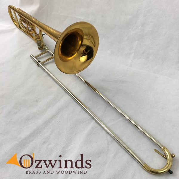 King 3B Bb/F Trombone (USED) #Y2414700 **NOW SOLD**