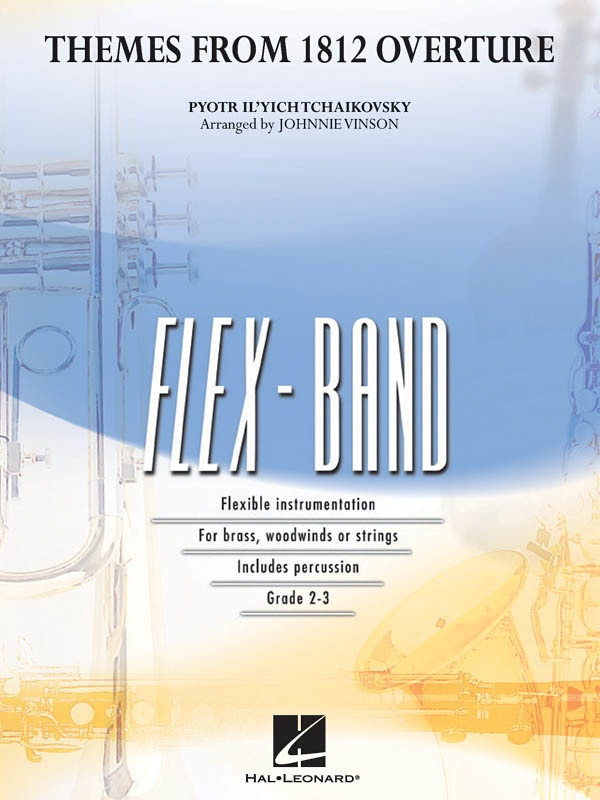 1812 Overture  Themes Flex Band 2-3