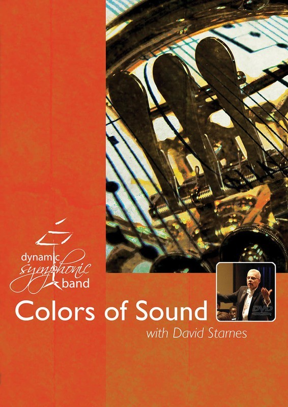 COLORS OF SOUND SYMPHONIC BANDS DVD